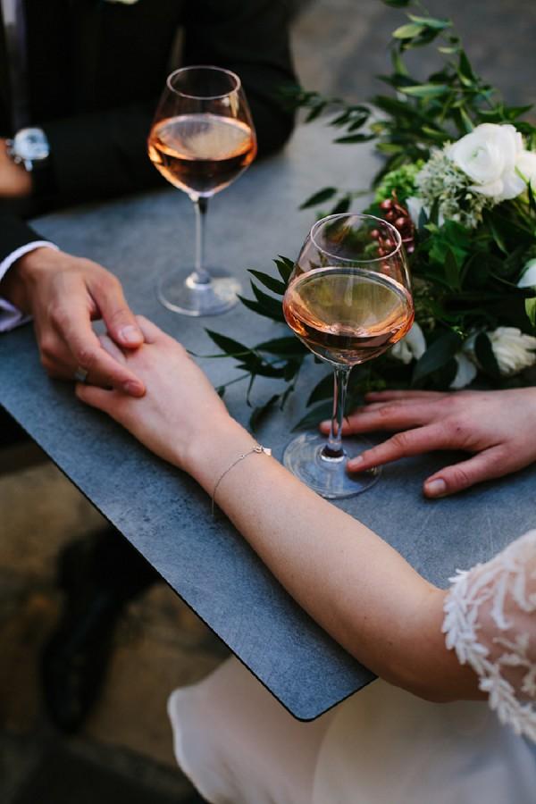 Romantic couple shoot Provence