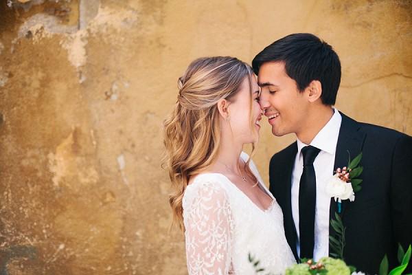 Rustic provence wedding