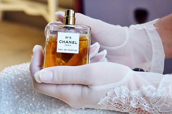 chanel n°5 wedding perfume