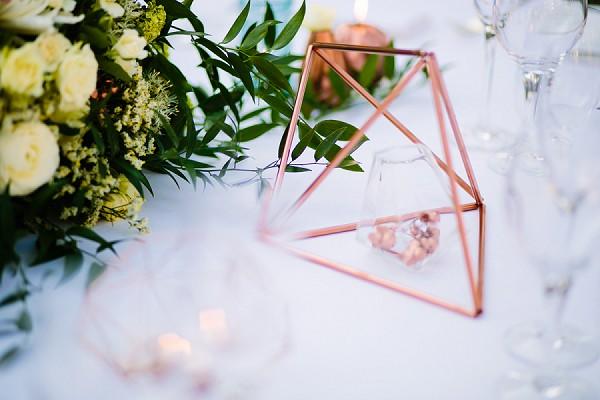 copper wedding inspiration