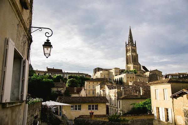 Bordeaux Engagement Session