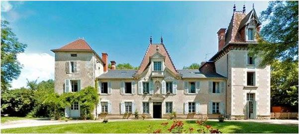 Chateau du Guérinet