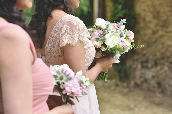 Countryside inspired bouquet