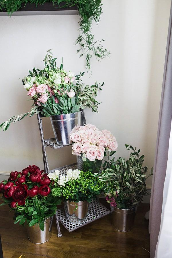 DIY floral ideas