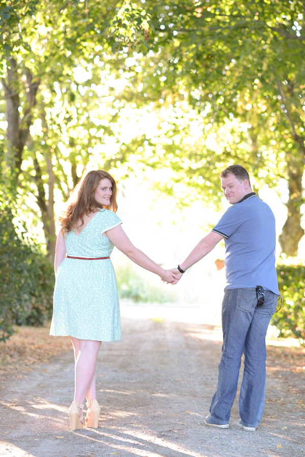 Domaine du Beyssac Toulouse Pre-Wedding Shoot