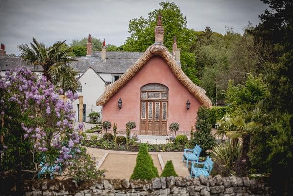 French Chateau Wedding Venue in UK Le Petit Chateau