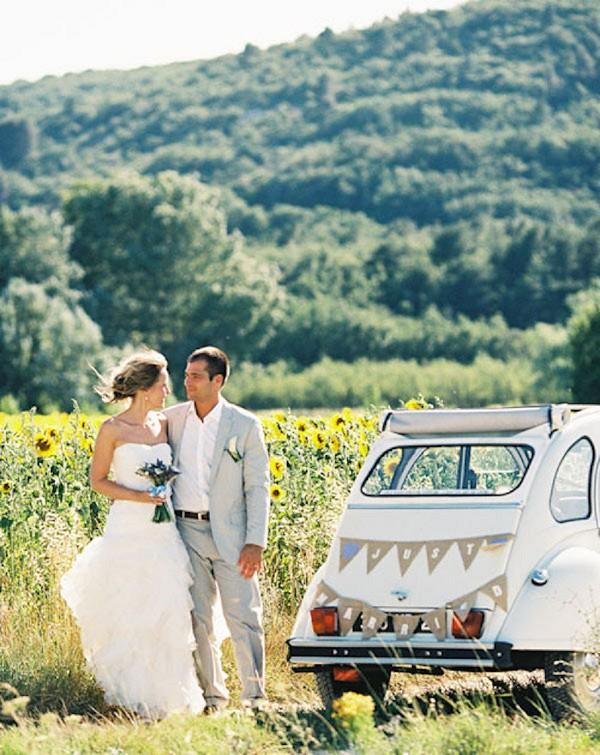 French Wedding Location