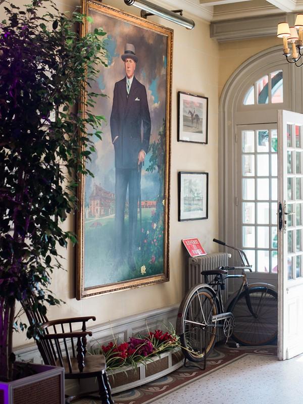 Historic French Villa