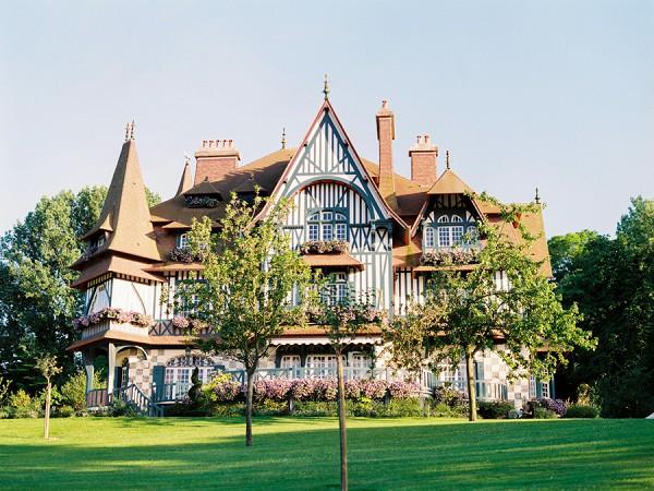 Normandy Villa Strassburger Wedding Venue