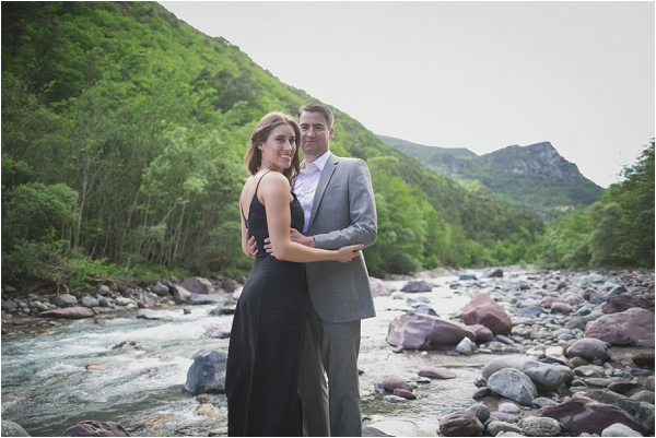 Pre-wedding session South of France