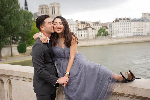 Pre wedding shoot Paris