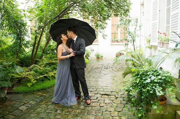 Rainy engagement ideas