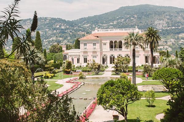 Rothschild Villa French Riviera