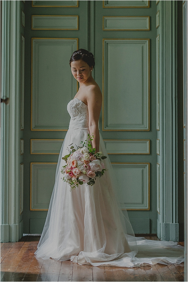 Wedding Bouquet - Claire Morris Photography