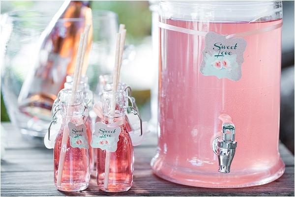 cute wedding drinks ideas