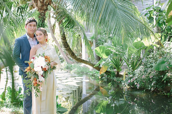 exotic wedding inspiration