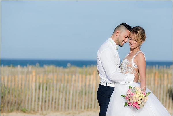 planning a beach wedding in France