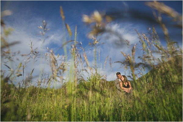 prewedding photography in summer