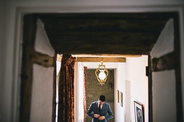 Beggars Run Wedding Suit
