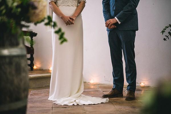 Chapel Wedding In Dordogne