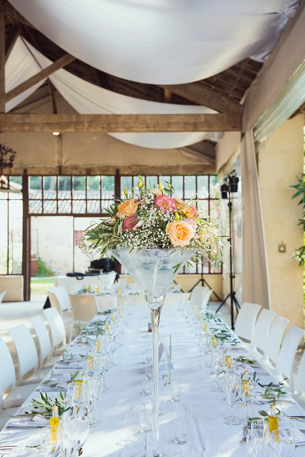 chateau du pouget wedding