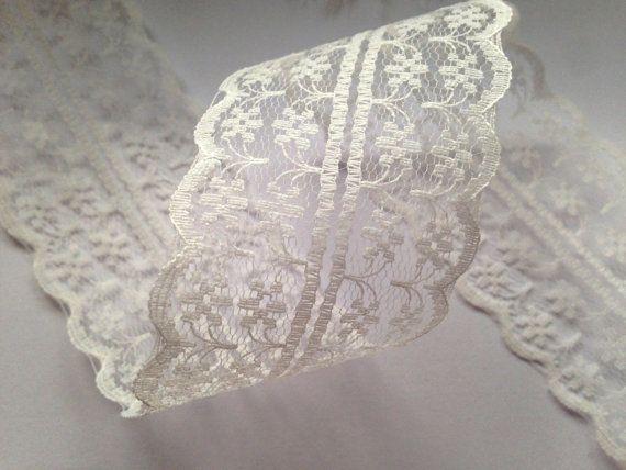 diy wedding lace trim