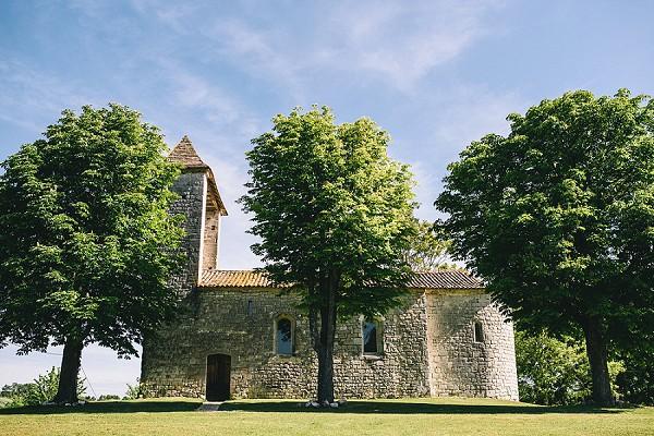 Dordogne Church