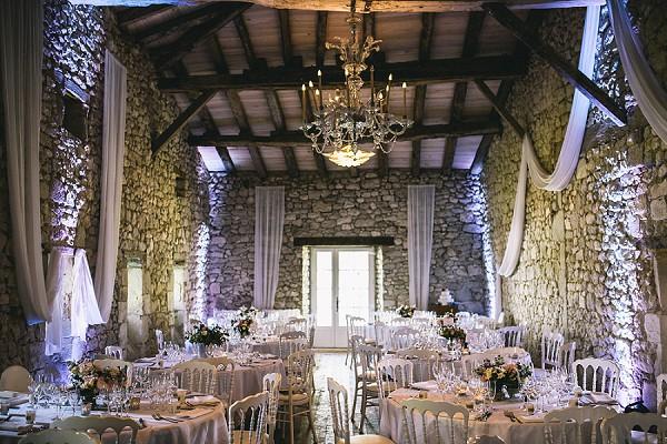 Dordogne Wedding Reception