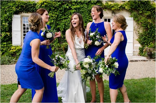 get better photos of your bridesmaids