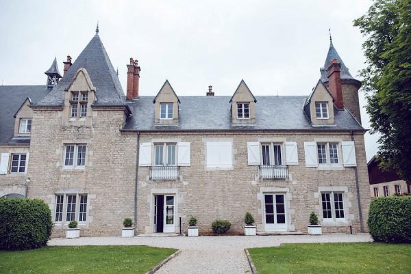 loire valley chateau wedding venue