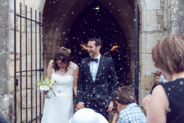 loire valley relaxed chateau wedding