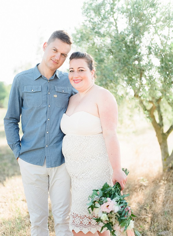 Provence Olive Grove Anniversary Session