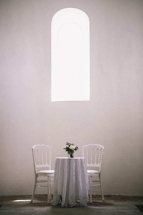 Rustic Wedding Chapel