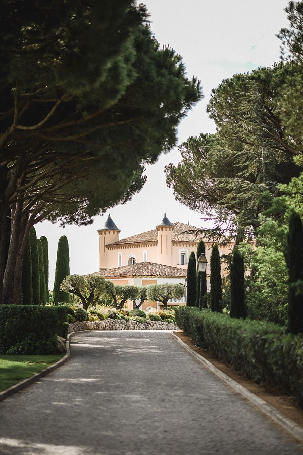 Saint Tropez wedding venue