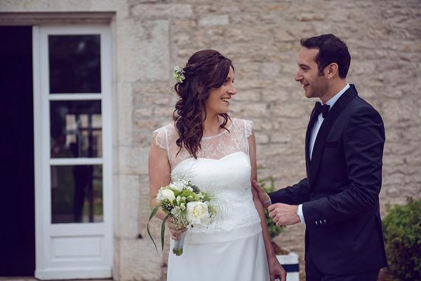 chic chateau wedding