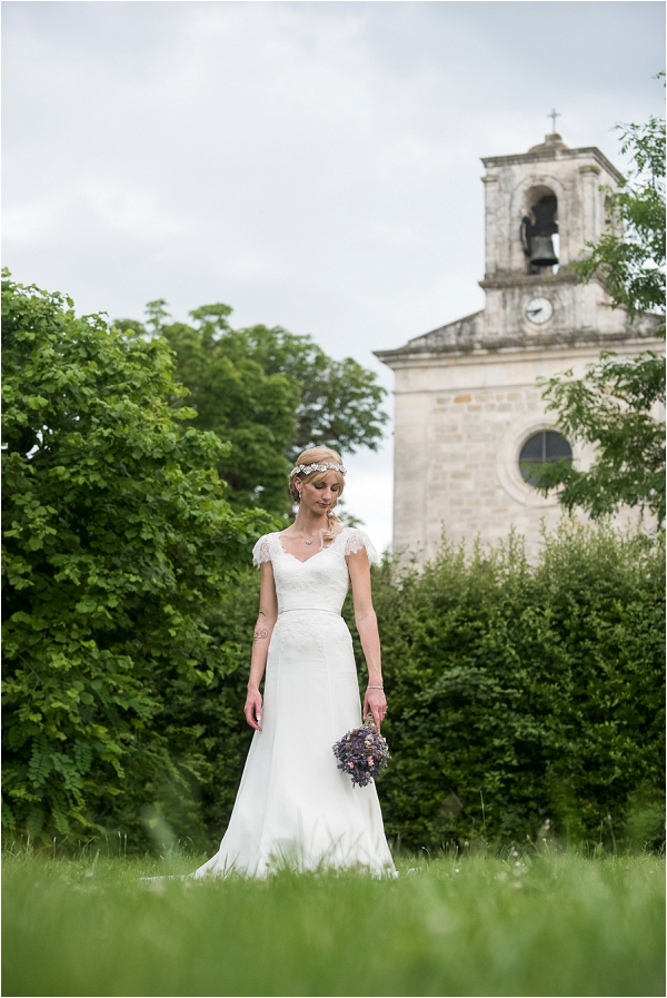 destination bride in France