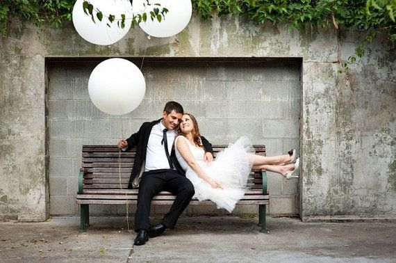 diy wedding balloons
