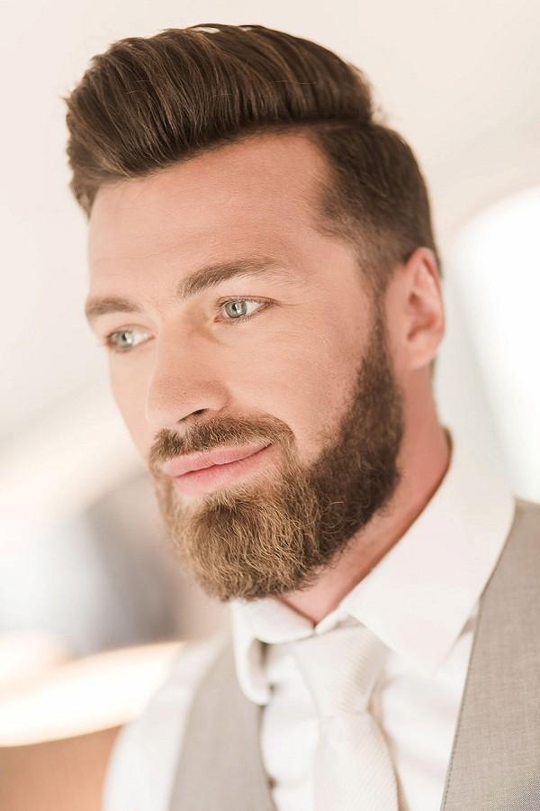 groom beard style