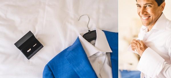grooms cufflinks
