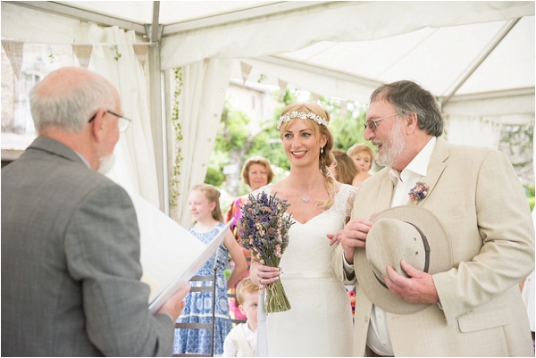 humanist wedding ceremony in France