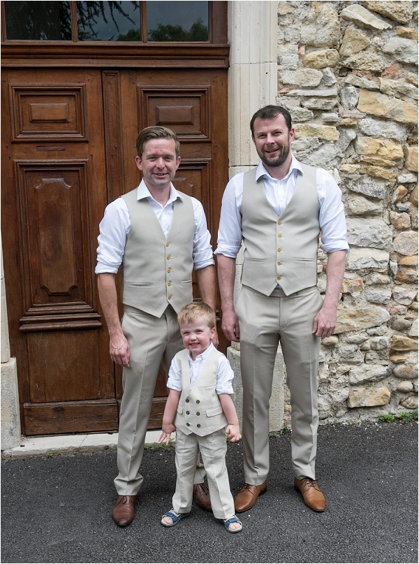 relaxed grooms outfits