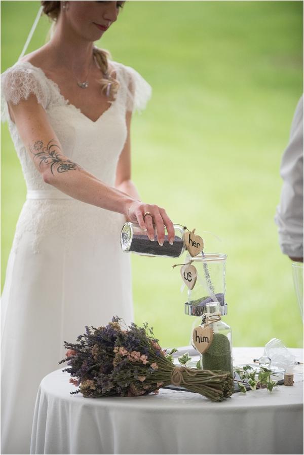 sand wedding traditions