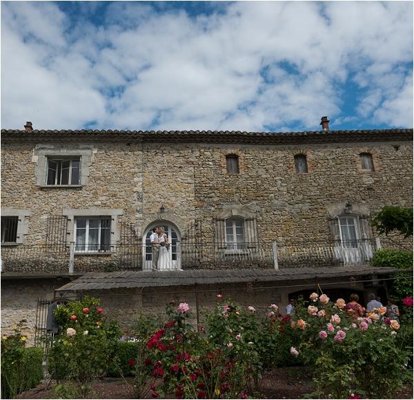 wedding farmhouse South of France