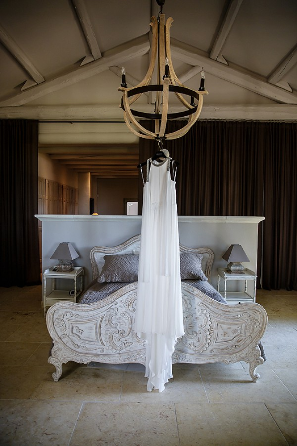 Amanda Wakeley wedding dress