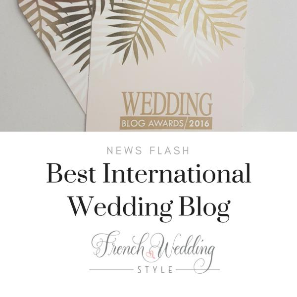 Best International Wedding Blog, French Wedding Style