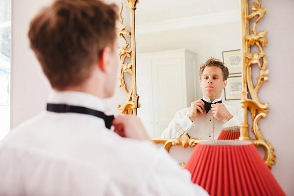 Black tie cannes wedding