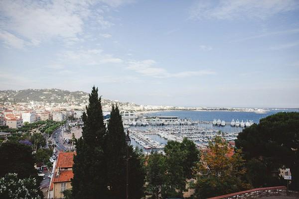Cannes wedding