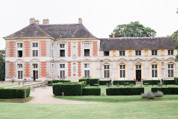Chateau de Vallery Wedding
