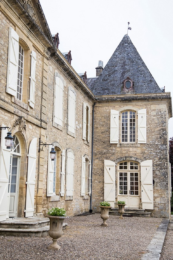 Dordogne chateau venue