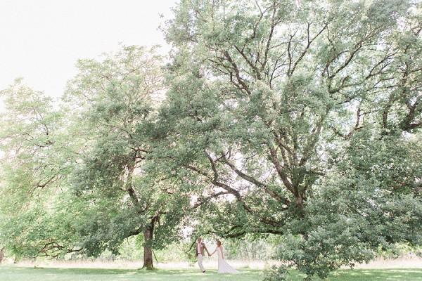 Elegant dordogne wedding